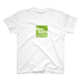 one eatsオリジナル T-shirts