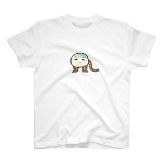 虎子石くん T-shirts