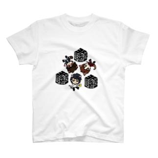 3F T-shirts