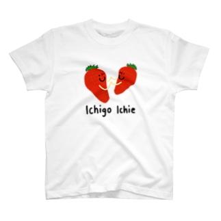 イチゴ一会 Tシャツ