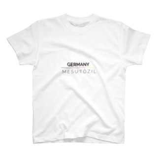 germany-ozil T-shirts