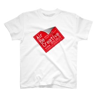 ABCデカシール T-shirts