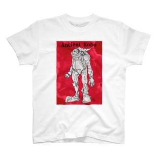 Ancient Robo Ver. 2 T-shirts