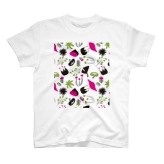 秋の味覚スペシャル T-shirts