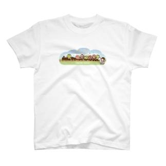 SL遠野のなかまたち T-shirts