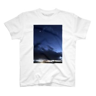 たまたま取れた絶景シリーズ T-shirts