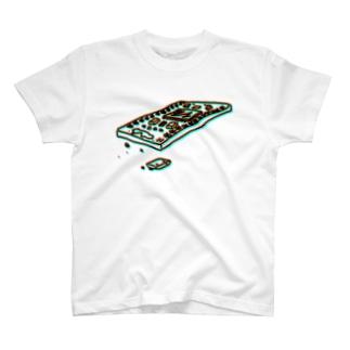 MOGE-MICRO simple T-shirts