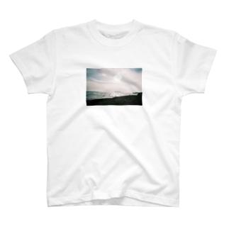 冬の七里ヶ浜 T-shirts