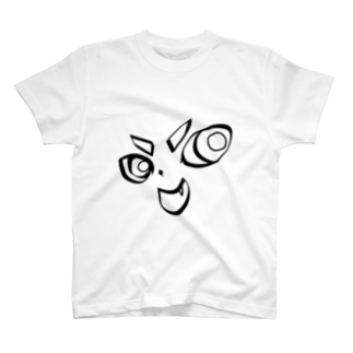 TarCoon☆GooDs - たぁくーんグッズのTarCoon☆FaCe T-shirts