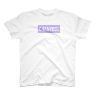 EXO チャニョル  T-shirts
