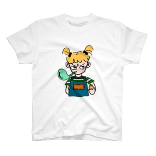 わるいこちゃん T-shirts