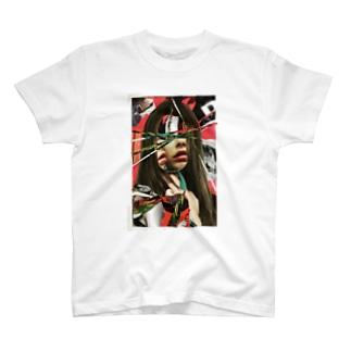 光線 T-shirts