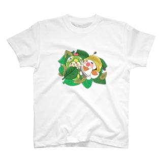 おひるねばぐずぅ T-shirts