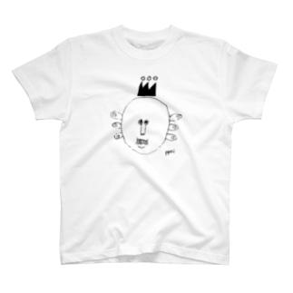 「crown」 T-shirts