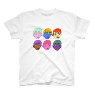 ギリギリオニギリの大笹 T-shirts