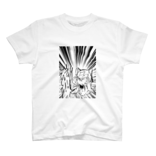 ケツアゴマッチョネコ2 T-shirts