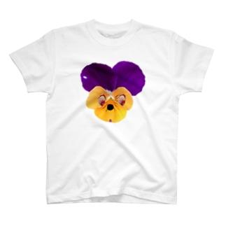 パンジーマウス T-shirts