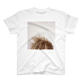 寝癖 T-shirts