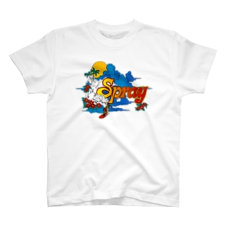 SPRAY Tシャツ