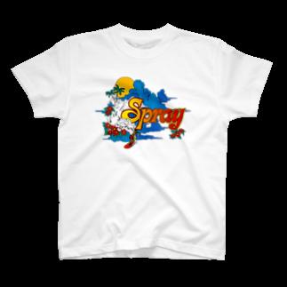 JOKERS FACTORYのSPRAY T-shirts