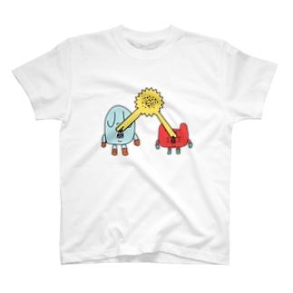 SCM打ち消し T-shirts