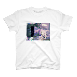 317_mの出口 T-shirts