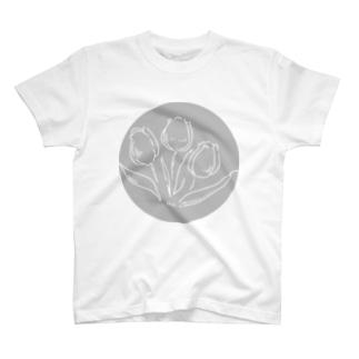 まぁるいOHANA T-shirts