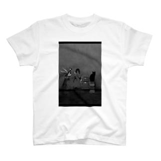 宙に中指を。 T-shirts