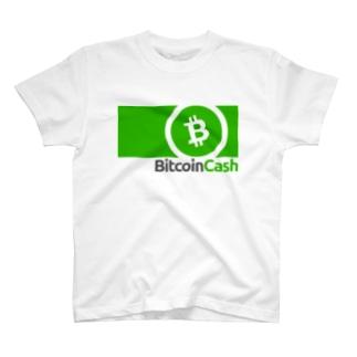 ビットコインキャッシュ2 T-shirts
