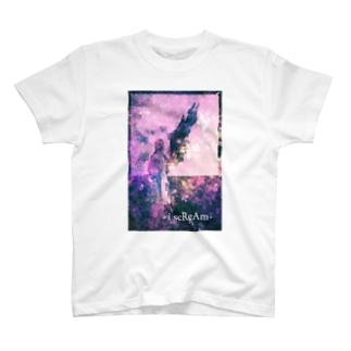 i scReAm (Wing) T-shirts