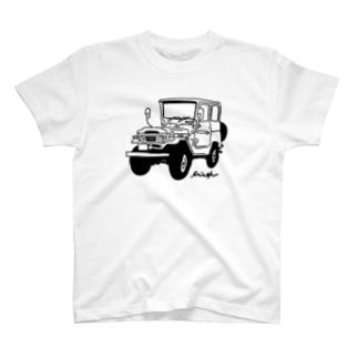 4WD T-shirts