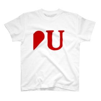 バカップル向け I love you (右) T-shirts