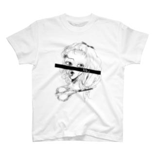 脳内バラ園 T-shirts