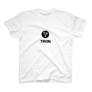 仮想通貨TRON T-shirts
