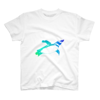 夏ペンギン T-shirts