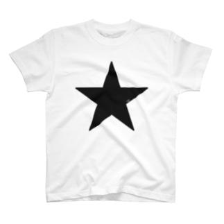 Black Star T-shirts