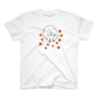 ウォンバットのゴロさん T-shirts