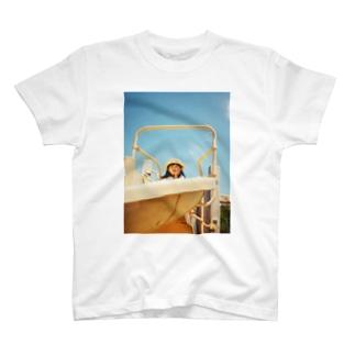 るんげ3歳 T-shirts