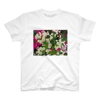 ホワイトミッション T-shirts