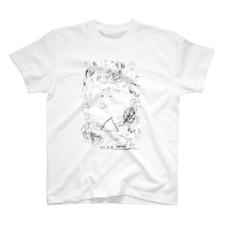 3歳おが T-shirts