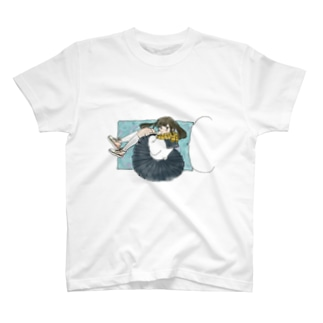 セーラー服とツインテール T-shirts