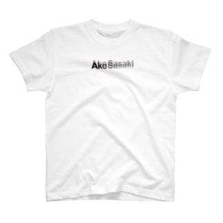 AkoSasaki-201806 T-shirts