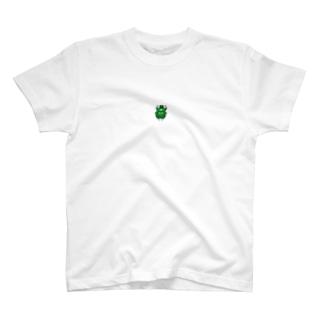 オオセンチコガネ(緑) T-shirts