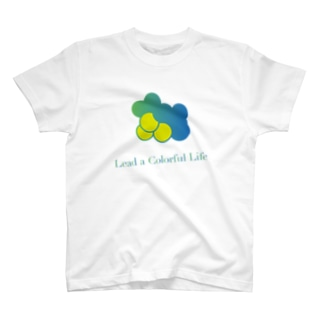 Colorful Grapes T-shirts