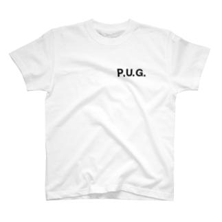 P.U.G T-shirts