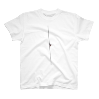 茶番亭かわし屋のひょっこりにゃん #ネコT T-shirts