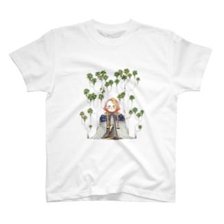 ずきんちゃん T-shirts