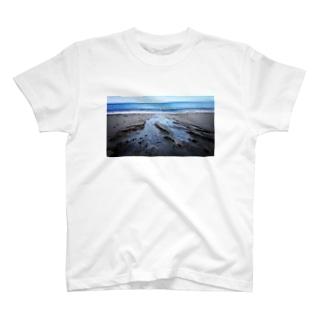 自然の流れ T-shirts