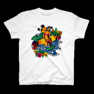 JOKERS FACTORYのTWISTER Tシャツ