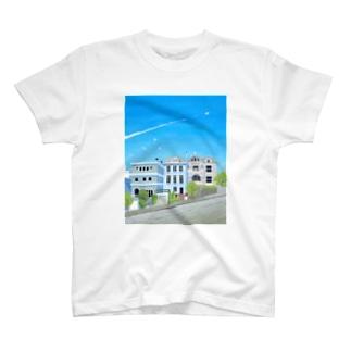 坂道 T-shirts
